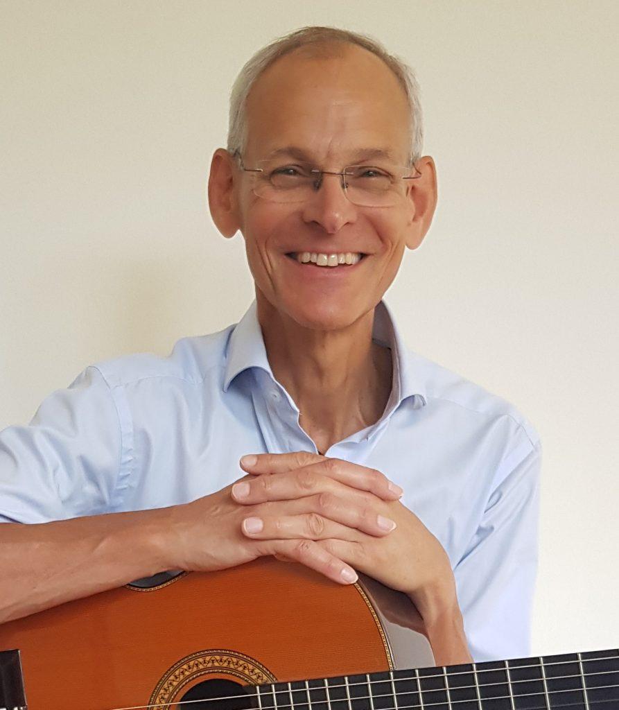 Tom A-Tjak gitaarles Ridderkerk of Barendrecht